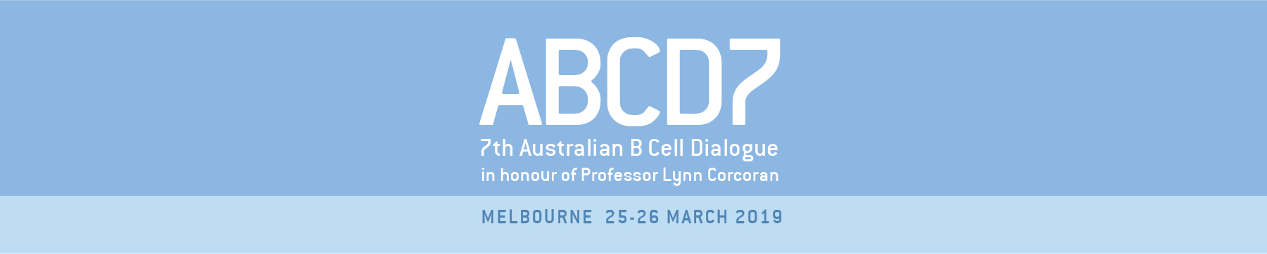 ABCD7 Conference promotion