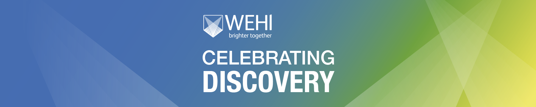 Celebrating Discovery event promotion