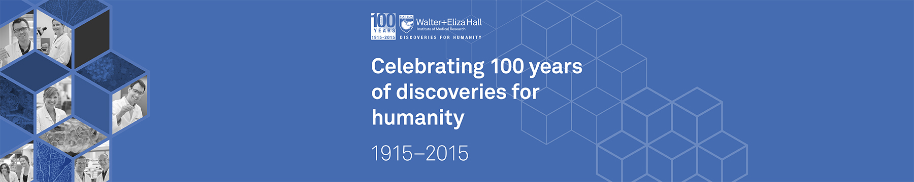 Celebrate 100 years of discoveries
