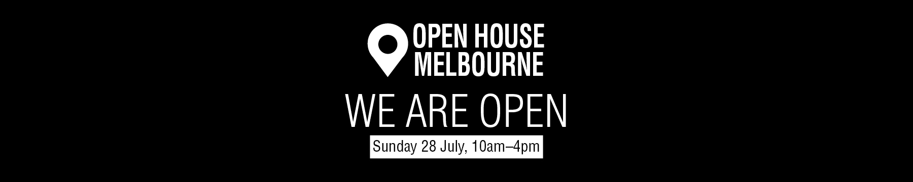 Open House Melbourne 28 July 2019