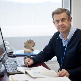 Professor Tony Burgess