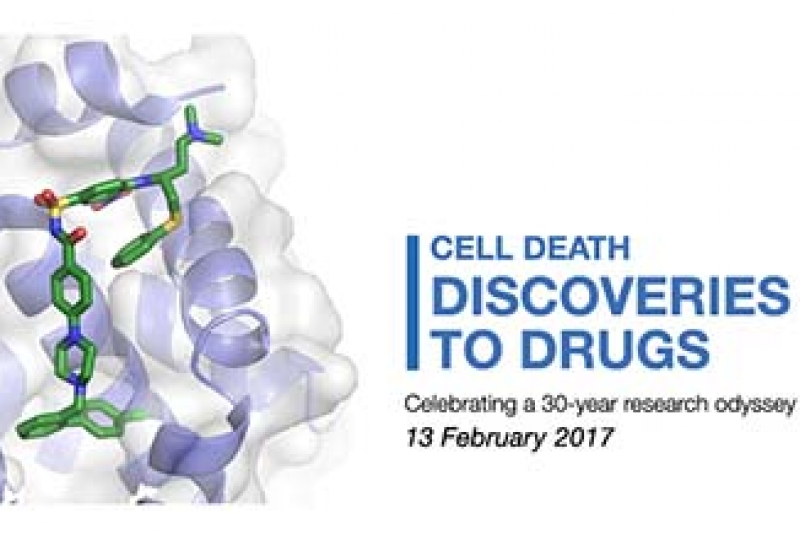 Cell Death symposium promotion