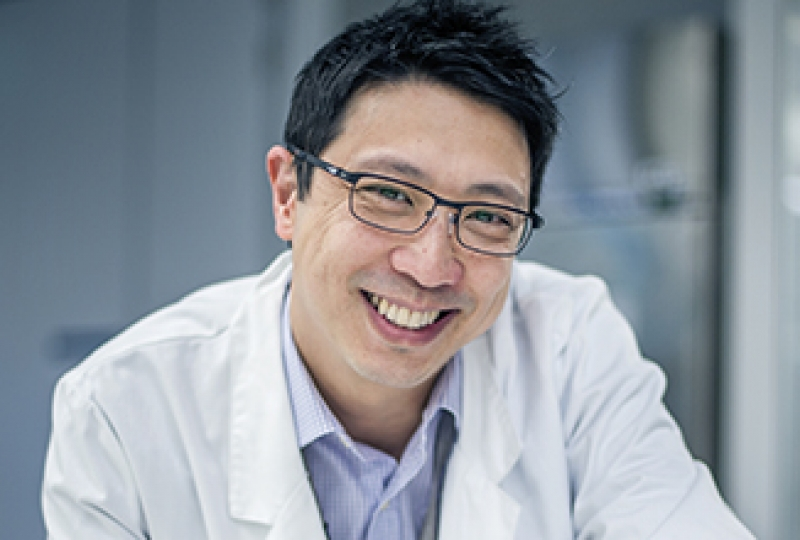 Associate Professor Jason Tye-Din