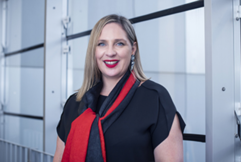 Photograph of Associate Professor Misty Jenkins