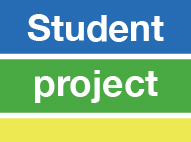 Student project logo