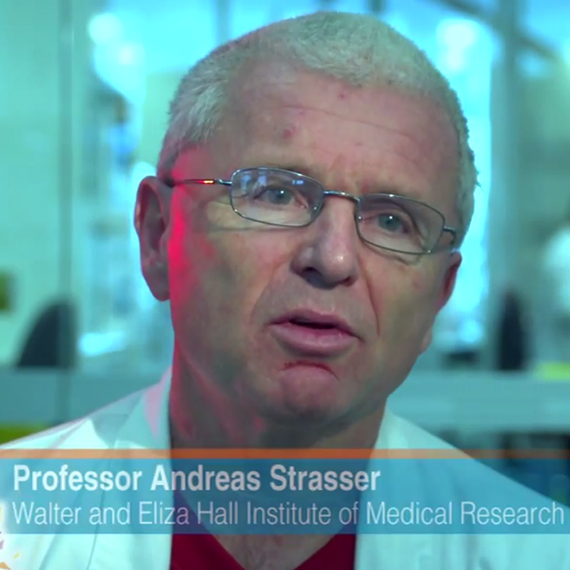 Professor Andreas Strasser video interview