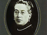 Portrait of Eliza Rowden Hall