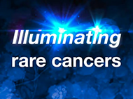 Illuminating rare cancers forum logo